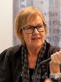 En bild av författaren Tua Forsström