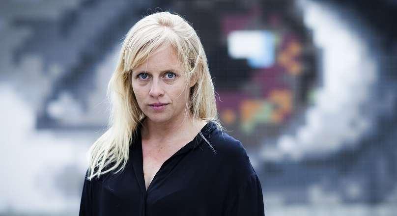 Porträtt av Anna Hallberg